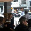 今日のサンウ②~🌼  ご飯食べて帰りにクォン・サンウとソン・ドンイル見た。(*^^)v