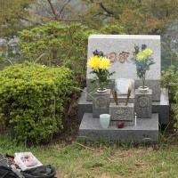 + 彼岸の墓参り・・・ 『あなたは死んだらどうなるか』を供える  墓参りの意義  長崎中華街・桃華園が閉店して管理物件に