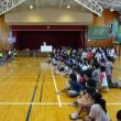 西南小教育懇談会(車いすバスケット体験)