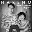 10/15 札幌家族写真 お揃いの衣装で♪ 写真館ハレノヒ
