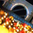 ドイツ・クリスマスマーケット大阪  外国人観光客の増加