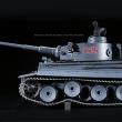人気上昇、23%オフ、Heng Long 3818-1/16 ドイツタイガー I タンク ラジオ制御 戦 RC タンク RTR 2.4G