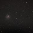 M101(NGC5457)回転花火銀河