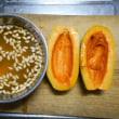 #かぼちゃアイスクリーム