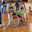 障害者スポーツに関心を 県、来年の全国大会向け啓発