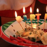 5月23日はロベリアの誕生日