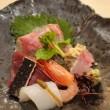 日本酒で和食。