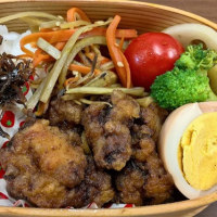 鶏唐揚げ弁当