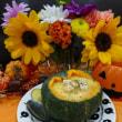 ぼっちゃんかぼちゃのスープ
