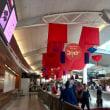 オークランド空港。