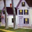 アメリカの画家と銅版画家エドワード・ホッパーが生まれた。