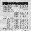 """年頭所感 川柳? ウソっぽい 年末ジャンボ 1等賞 """"122234"""""""