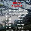 11/2~11/8タイムランチのお知らせ