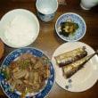 れんこんと牛肉の生姜炒め