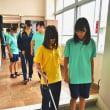 視覚障害者ホーム転落、高校生が防ぐ 県サポーター養成、受講増