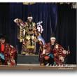 穴笠神楽団「大江山」②