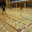 沖縄女子短期大学女子サッカーひろば 木曜日