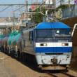 2018年3月17日 武蔵野線  東所沢 EF210-9 代走 1070レ