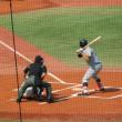 6大学野球 慶応 対 法政