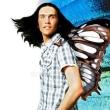 ◯🦋🕺🏼🦋 butterfly Man 蝶男