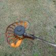 今年初めての草刈り作業を行います