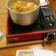 アユのちすき焼きパーティー