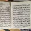 ヴァイオリンコンチェルトを吹いてみた。