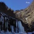 厳寒の雲竜渓谷(日光)
