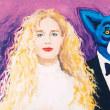 アメリカの画家ジョージ・ロドリクが死去した。