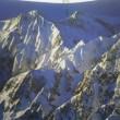 雪の鹿島槍と赤岳