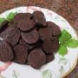 大人のほろにがココアクッキー