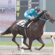 岡村健司騎手、自厩舎の馬で勝利☆