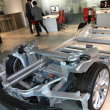 TeslaのModel Sに試乗した。