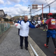 京都マラソン2018 での珍事。