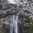 龍門滝(高さー46m、幅ー43m)