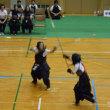 九州ブロック大会 なぎなた競技