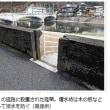 マニュアル・訓練なし、冠水で門扉閉鎖できず。岡山県内の4市15か所で。去年7月の西日本豪雨