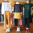 【FROM SHOP】秋の新作《brand mix》コーディネート!