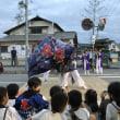 生石神社の秋祭り