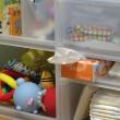 無印良品ポリプロピレン収納ラックで子どものモノを整理整頓