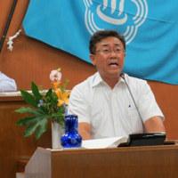 平成29年熱海市議会9月定例会2日目。