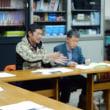 議会報告と町民との意見交換会