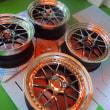 BMW・540 ORIGINAL BMW ACCESSORIES.Alloy wheels 20inch Ceramic Pro 9H
