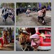 安楽神社(志布志)の春祭り