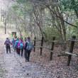 各務原アルプス  伊吹の滝から自然遺産の森へ
