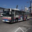 岡山市内でバスを撮影(その10)