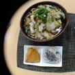 肉野菜炒めうどん
