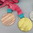 1千個めの金メダル