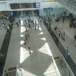早過ぎです。。。もう香港空港に到着しました。