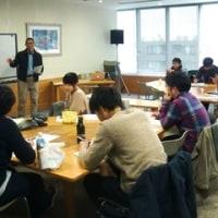 第19期森林ボランティア青年リーダー養成講座 in東京 最終報告